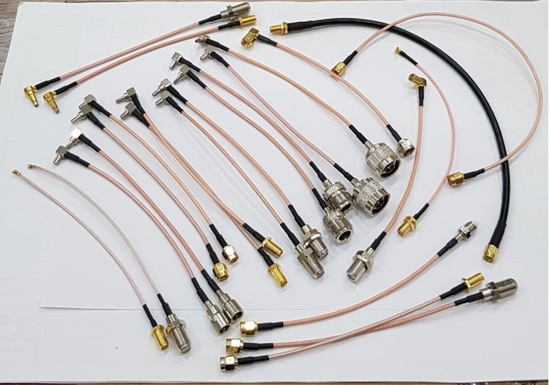Переходники (пигтейлы) для 3G, 4G модемов